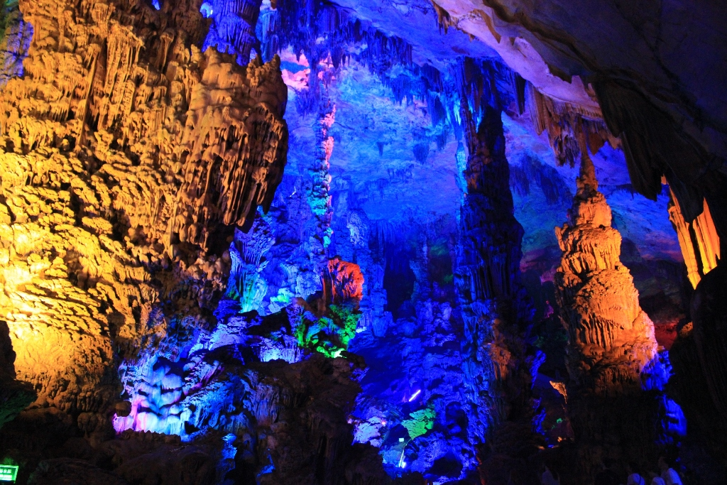 reed flute cave cavern